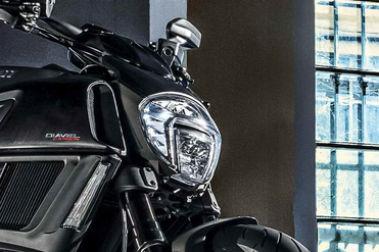 Ducati Diavel Head Light