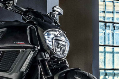 Ducati Diavel Head Light