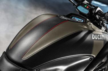 Ducati Diavel Fuel Tank