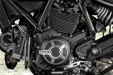 Ducati Scrambler Engine