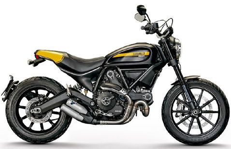 Ducati Scrambler Top Speed Kmph