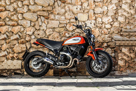 Ducati Scrambler Icon BS6