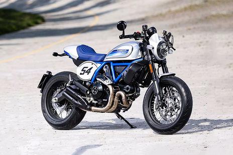 Ducati Scrambler 800 BS6