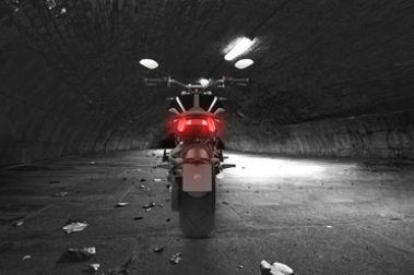 Ducati XDiavel Rear View
