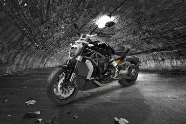 Ducati XDiavel Front Left View