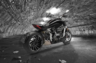 Ducati XDiavel Rear Right View