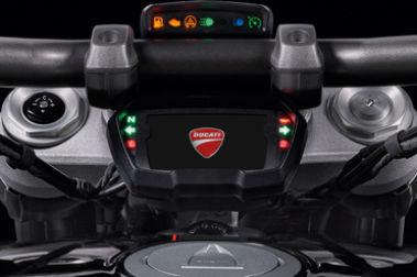 Ducati XDiavel Speedometer