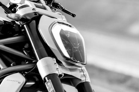 Ducati XDiavel Head Light