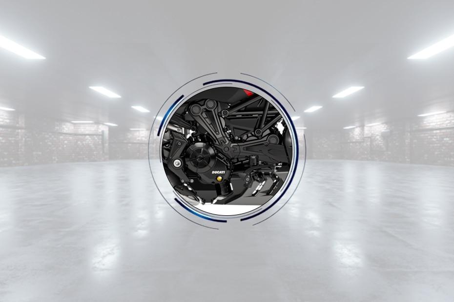 Ducati XDiavel Engine