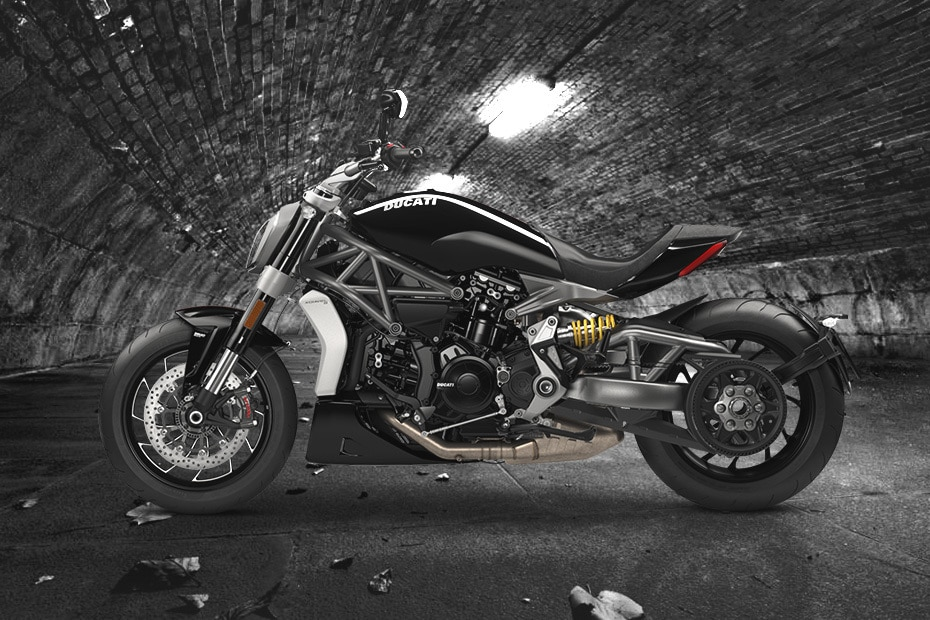 Ducati XDiavel Right Side View