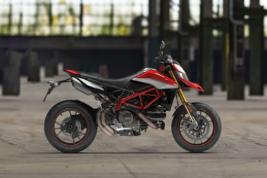 Ducati Hypermotard 950 Right Side View