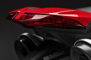 Ducati Hypermotard 950 Tail Light