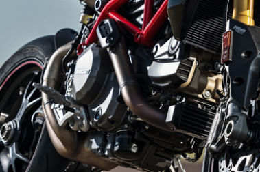 Ducati Hypermotard 950 Engine