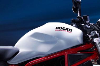Ducati Monster 797 Fuel Tank