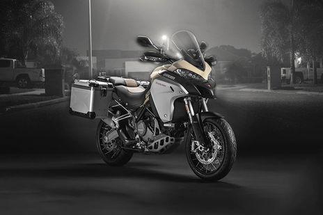 Ducati Multistrada 1260 Enduro BS6