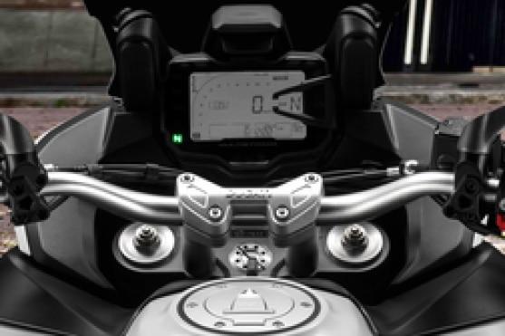 Ducati Multistrada 950 Speedometer
