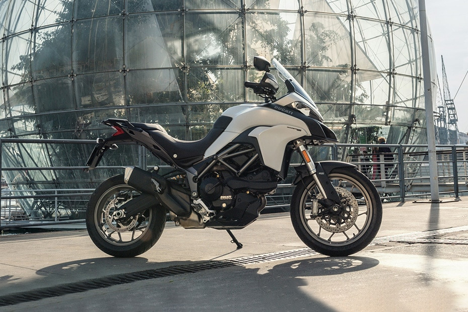 Ducati Multistrada 950 Right Side View