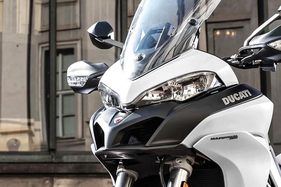 Ducati Multistrada 950 Head Light