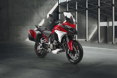 Ducati Multistrada V4 Front Right View