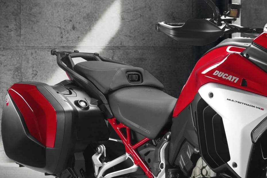 Ducati Multistrada V4 Seat