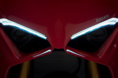 Ducati Panigale V4 Head Light