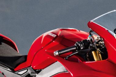 Ducati Panigale V4 Fuel Tank
