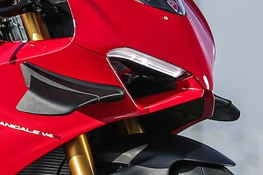 2021 Ducati Panigale V4 Head Light