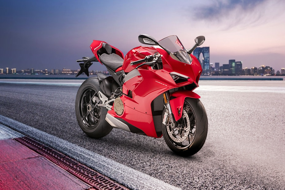 Ducati Panigale V4 Price Specs Mileage Reviews