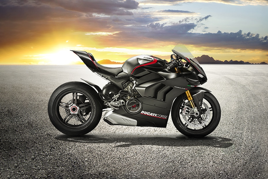 2021 Ducati Panigale V4 SP BS6