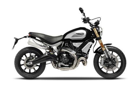 Ducati Scrambler 1100 Black