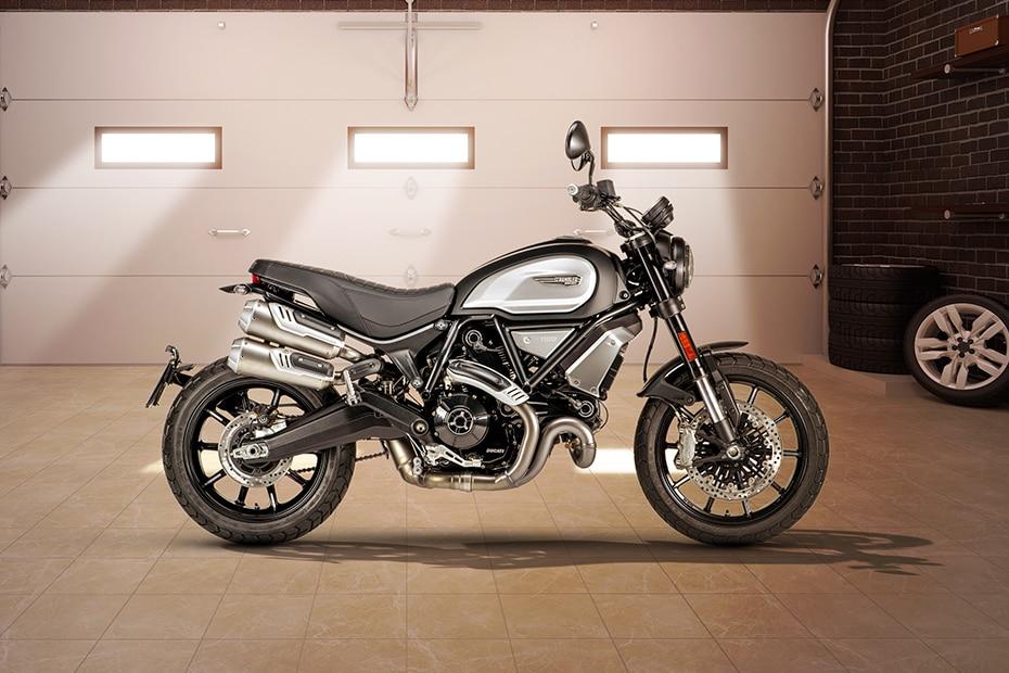 Ducati Scrambler 1100 Right Side View