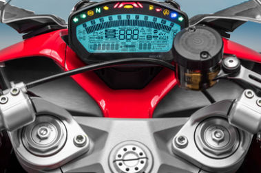 Ducati SuperSport Speedometer