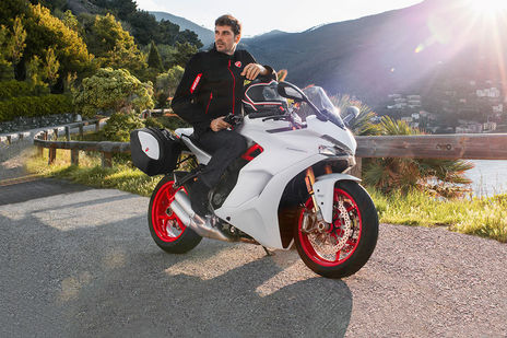 Ducati SuperSport S BS6