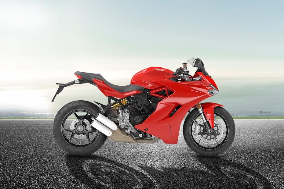 Ducati SuperSport STD