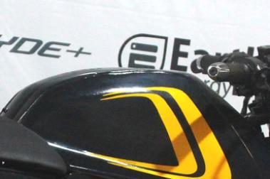 Earth Energy EV Evolve Z Fuel Tank