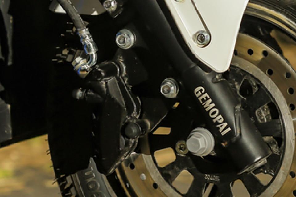 Gemopai Astrid Lite Front Brake View
