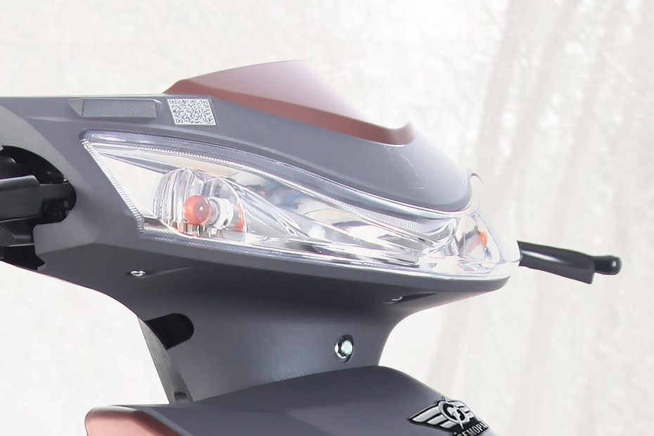 Gemopai Ryder Head Light