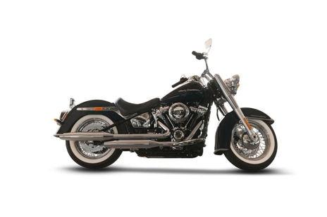 Harley-Davidson Deluxe
