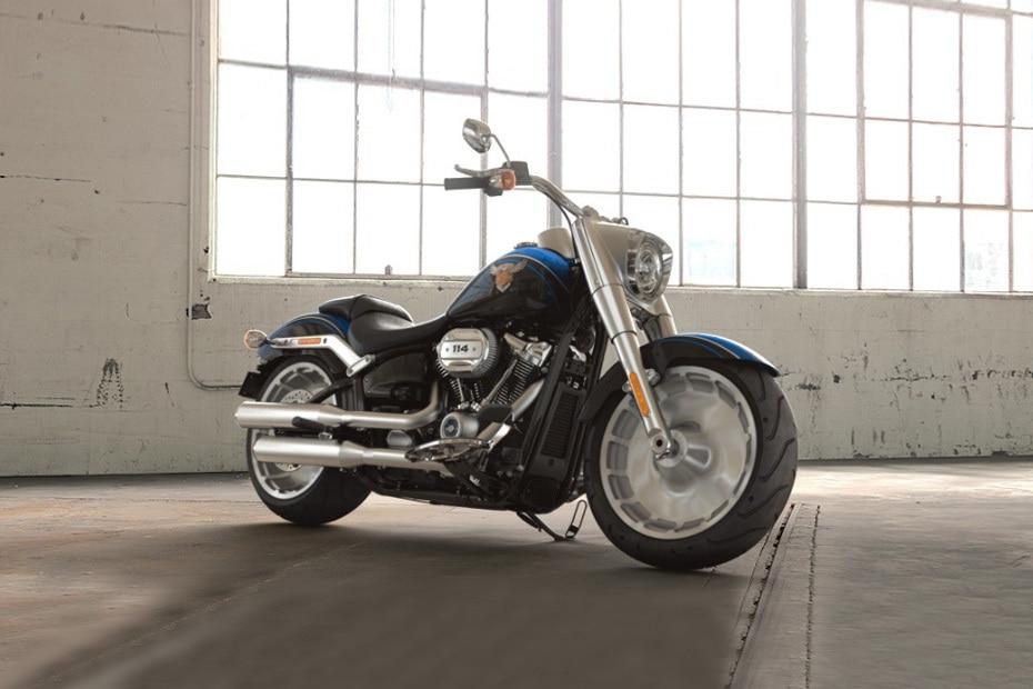 Harley Davidson Fat Boy Anniversary