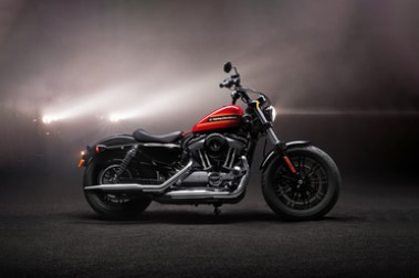 Harley Davidson Forty Eight Special Right Side View