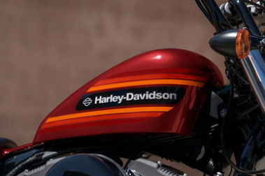 Harley Davidson Forty Eight Special Fuel Tank