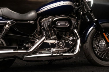Harley Davidson 1200 Custom Engine