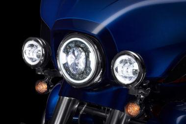 Harley Davidson CVO Limited Head Light