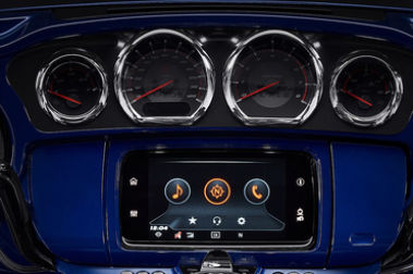 Harley Davidson CVO Limited Speedometer