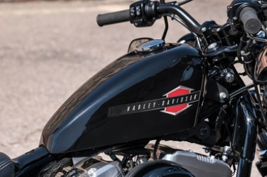 Harley Davidson Forty Eight Fuel Tank