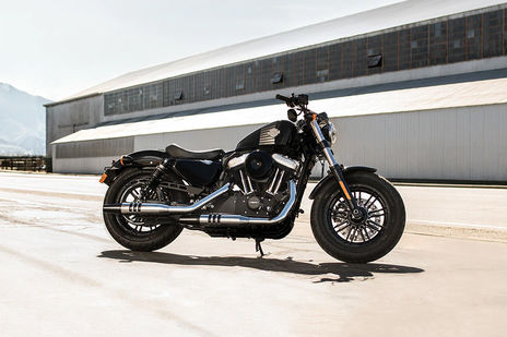 Harley-Davidson Harley Davidson Street 750 Price, Mileage, Images