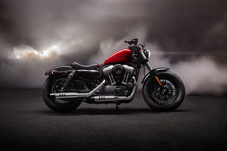 Harley Davidson Sportster Forty Eight STD