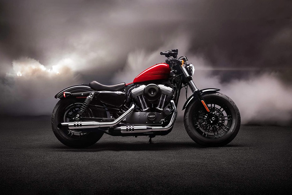 Harley Davidson Forty Eight BS6