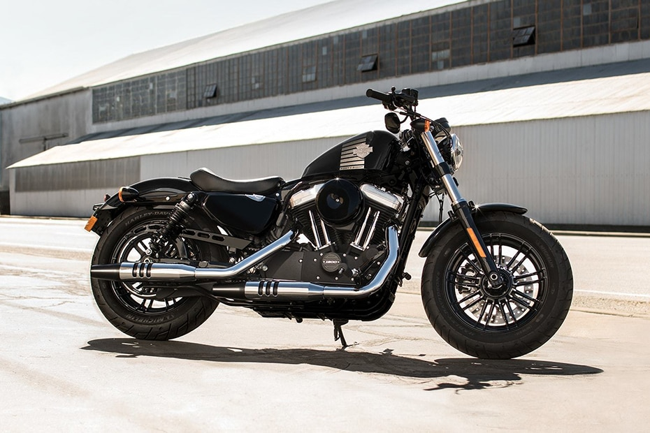 Harley Davidson Forty Eight Right Side View