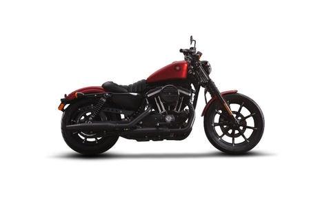 Harley-Davidson Harley Davidson Iron 883 Price, Mileage
